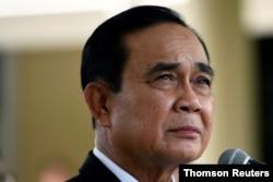 PM Thailand Prayuth Chan-ocha. (Foto: dok).
