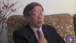 六四前访胡平:中国专制挑战民主价值观