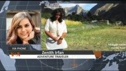پاکستان میں غیر ملکی سیاحتی بلاگرز پرمٹ کے بغیر کام میں مصروف