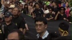 Dân Hong Kong tuần hành tố cáo Bắc Kinh thất hứa