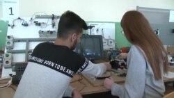 Дуално образование за полесно вклучување на младите во работниот процес