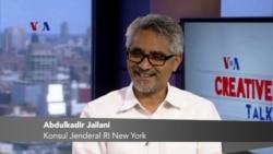 VOA Creative Talk: Abdul Kadir Jailani