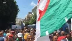 Algerie: 27e vendredi de manifestation