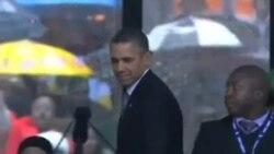 """年终报道:奥巴马第二任期有可能""""咸鱼翻身""""?"""