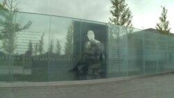 New US Memorial Honors Disabled Veterans