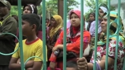 Surge of Rohingya Fleeing Myanmar For Uncertain Future in Malaysia
