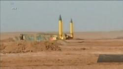 Білий Дім засудив ракетні обстріли, які Іран здійснив по території Ізраїлю зі своїх баз у Сирії. Відео
