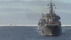 俄强推北极军事化 美国越发不安