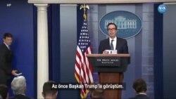 ABD Maliye Bakanı'ndan Yaptırım Açıklaması