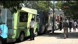 Food Truck Sate Meranggi di Amerika