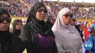 #Terrorisme dans le Sahel  #Les religieuses du Burkina s'unissent en prière