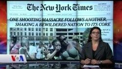 5 Ağustos Amerikan Basınından Özetler