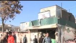 2014-01-19 美國之音視頻新聞: 塔利班稱對喀布爾餐館的襲擊是報復行動