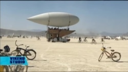 Burning Man - eksperiment iz zajedništva u sred pustinje