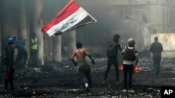 د عراق اعتراضونه