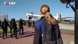 Belarus'ta Protestolar 7. Haftasında