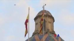 西班牙監禁兩名主張加泰羅尼亞獨立人士