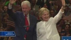 Hillari Klinton AQSh tarixini o'zgartirdi