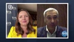 Руслан Рябошапка – про ситуацію зі Стерненком та нагороду від Вашингтона як сигнал президенту Зеленському. Відео