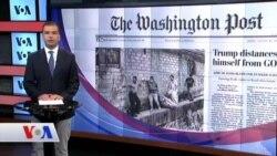 25 Ağustos Amerikan Basınından Özetler