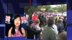 VOA连线:伦敦奥运热点