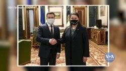 Оксана Маркарова стала новою посолкою України у Сполучених Штатах. Відео