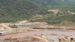 埃塞俄比亚修建非洲第一大坝