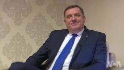 DODIK ZA GLAS AMERIKE: Rat među narodima i ljudima u BiH apsolutno nije moguć
