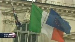 Mogućnost italijanskog napuštanja Eurozone zabrinula Uniju