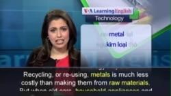 Anh ngữ đặc biệt: Waste Management Metal Separation (VOA)