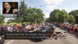 On the Street: Louisville Honors Muhammad Ali