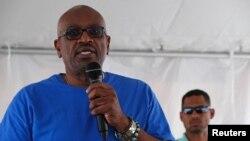 PM Bahama Dr. Hubert Minnis (Foto: dok).
