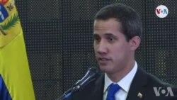 Venezuela: Juan Guaido Demanti Rimè Kòmkwa li Te Gen Diskisyon ak Reprezantan Maduro yo nan Nòvèj