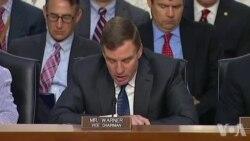 James Comey devant le Congrès (vidéo)