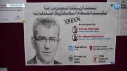 Tabip Odaları Dr. Gökalp İçin Diyarbakır'da Toplandı