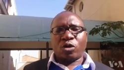 Jacob Ngarivhume Attacks New Zimbabwe Govt