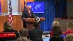 Ngoại trưởng Mỹ bị sa thải ảnh hưởng đến Việt Nam ra sao?