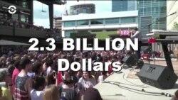 Выборы в ноябре: деньги