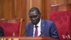 Ayiti: Sena a Mande Otorite Lapolis ak Lajistis Pran Dispozisyon Kont Ensekirite a nan Peyi a