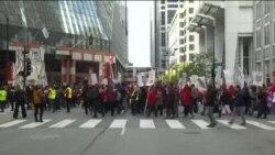Забастовка учителей в Чикаго