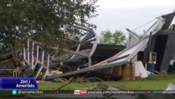 Uragani Laura shkatërron Luizianën