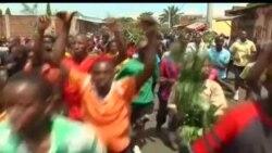 Jumuiya ya Kimataifa yalaani mapinduzi Burundi