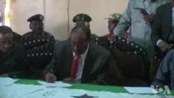 Somaliland iyo Khatumo oo Heshiiyay