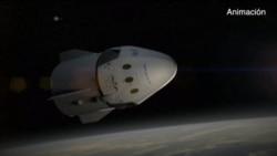 Presentan nave espacial Dragon V2
