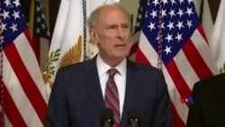 2019-07-29 美國之音視頻新聞: 美國國家情報總監丹科茨宣佈辭職