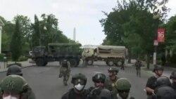 美國國防部長不支持動用現役軍人平息示威