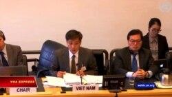 Việt Nam bị cáo buộc 'xảo ngôn' tại phiên điều trần nhân quyền LHQ