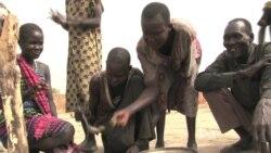 Hunger Stalks S. Sudan; Desperate Turn to Leaves
