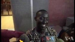 Patrice Kere, un blessé de l'insurection popuaire au Burkina évacué pour la Tunisie