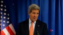 2015-02-22 美國之音視頻新聞: 克里指與伊朗的核談判存在重大分歧